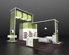 Kiosque d'exposition - SkyRise™