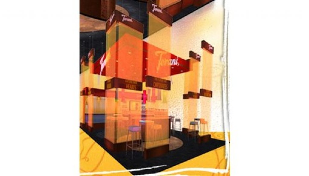 Trade Show Booth Design Ideas: Stimulating Depths