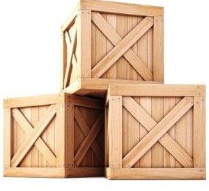 Skyline Montreal crate