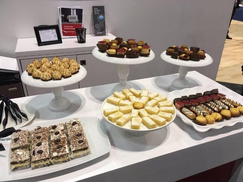 air culinaire. trade shows, NBAA