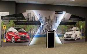 Kiosque d'exposition - PictureScape®