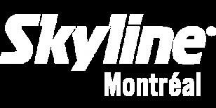 Skyline Montreal Logo FR-White clear BG