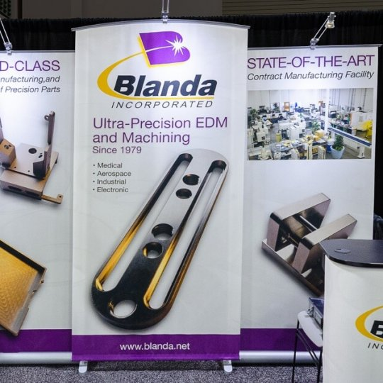 BLANDA INC. DISPLAY
