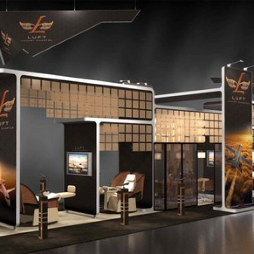 booth design, design and branding, tips, Skyline Entourage
