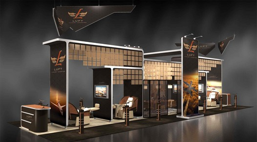 astuces, design de kiosque, design et image de marque, Skyline Entourage