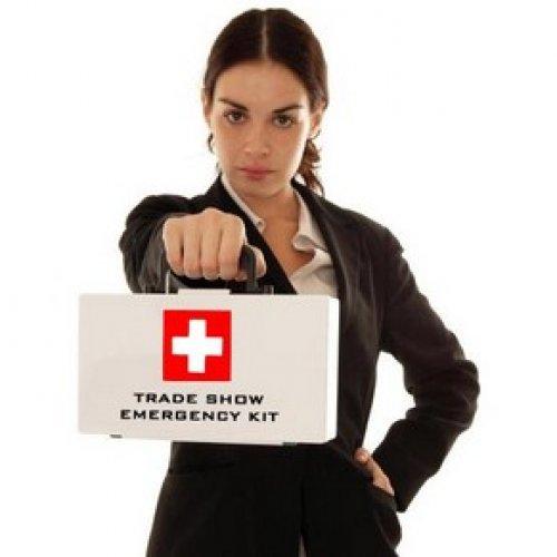 emergency kit, planning, Trade Show, Skyline Entourage