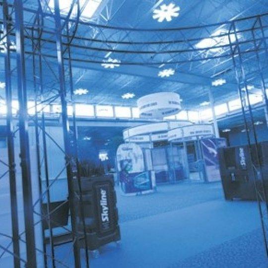 astuces, entreposage, kiosque d'exposition, Skyline Entourage
