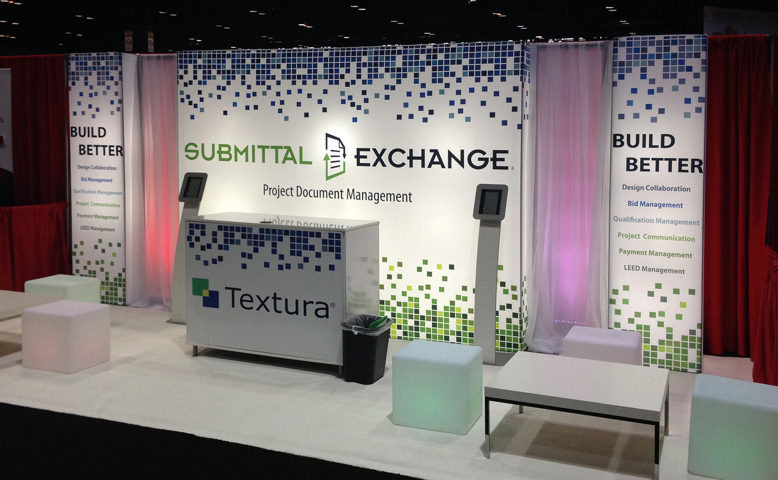 Trade Show Booth Loop : Best tension fabric trade show displays images trade show