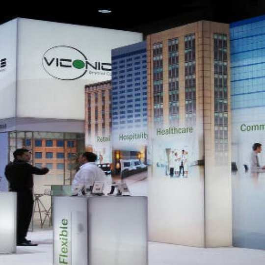 booth design, branding, Trade Show Booth, Skyline Entourage