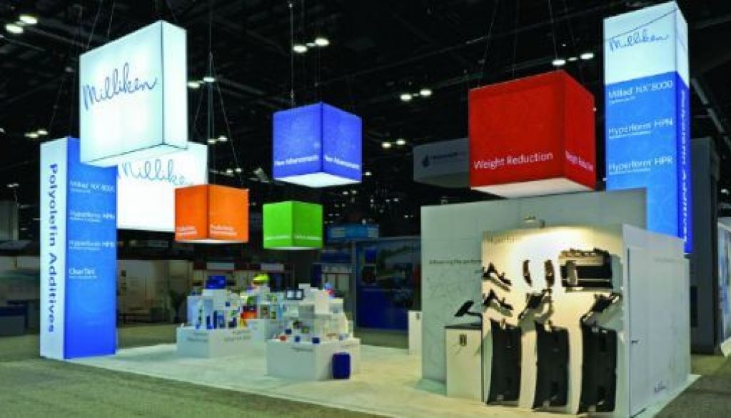 Trade Show Booth Exhibitors : Why many exhibitors choose rental trade show displays