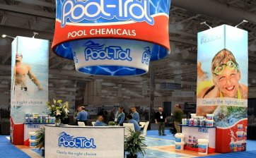 AIR POWERED EXHIBIT SYSTEM WindScape® hanging structures pack ultra-small and are lightweight for quicker rigging. Standard shapes include round, square and trapezoid in a variety of sizes up to 16' (4.9m). The first ever air powered system that is guaranteed to wow your audience, and even other exhibitors.