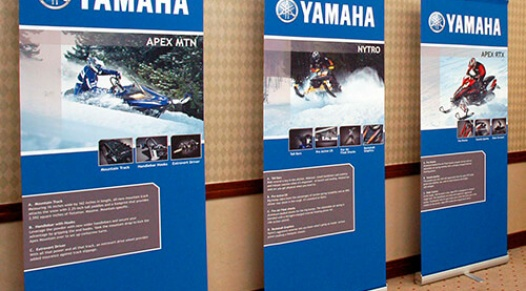 banner stand, Display trends, Trade Show Booth, Skyline Entourage