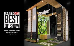 booth design, marketing, trends, Skyline Entourage