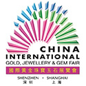 CHINA INTERNATIONAL GOLD, JEWELRY & GEM FAIR logo