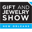 Logo Gift and Jewelry Show New Orleans