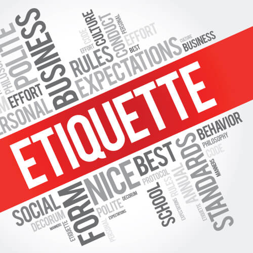 Trade Show Booth Etiquette : Tradeshow etiquette booth staffing learn skyline