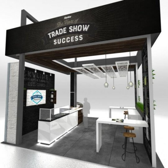 booth design, Trade Show, Trends, Skyline Entourage