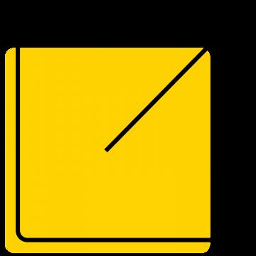 Skyline Entourage May Event Icon Yellow