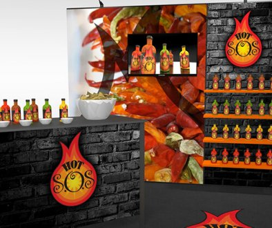 merchandising, product display, trade shows, Skyline Entourage