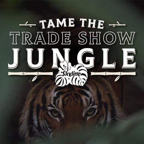 Events, trade show exhibiting, trade shows, Skyline Entourage