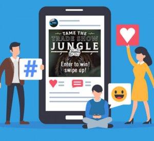 Social Media Analytics, Skyline Entourage