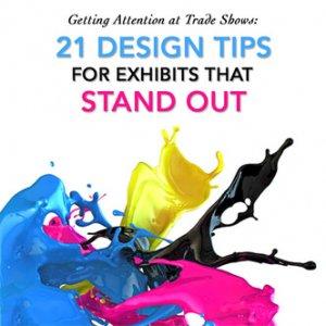 exhibit design tips, free webinar, skyline entourage