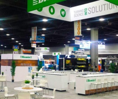 exhibit design, technology, trade shows, Skyline entourage