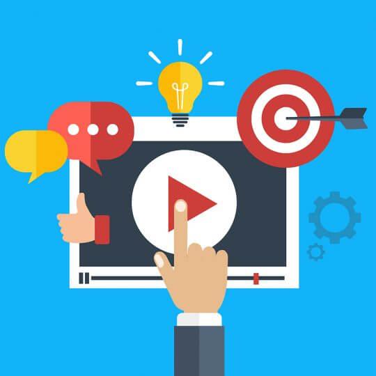Youtube,video,marketing,trade shows, skyline entourage