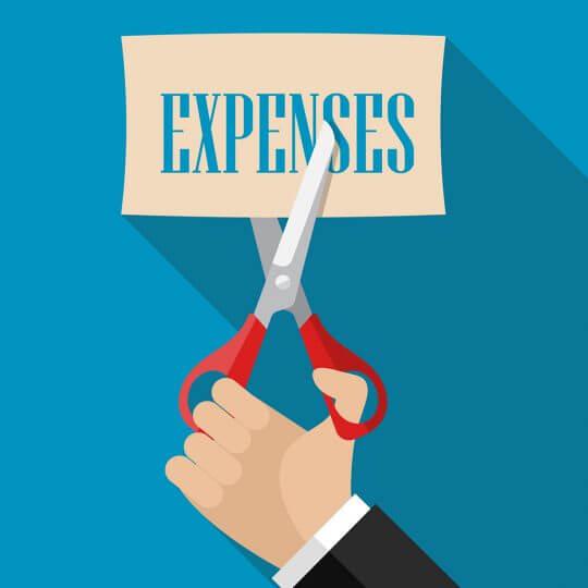 Dépenses de marketing, Trade Show Expenses, Marketing, Skyline Entourage