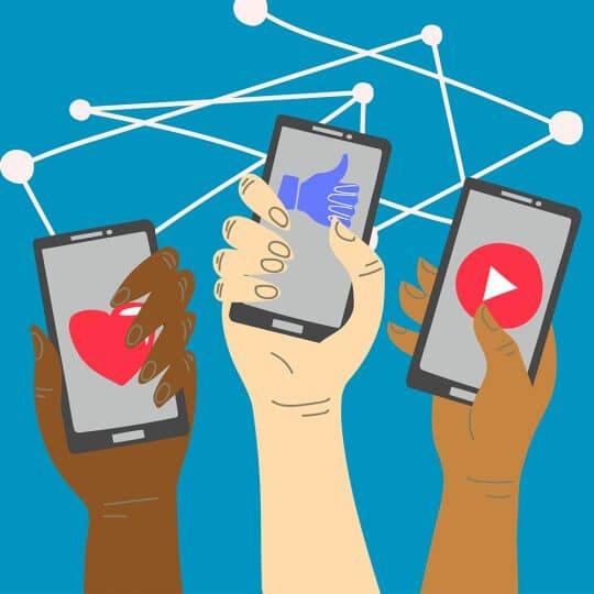 Médias Sociaux, Social Media, Measuring, digital Marketing, Skyline Entourage