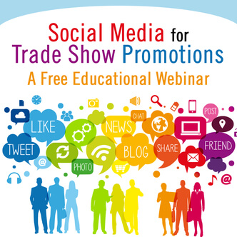 Social Media for trade show promotions, Trade show marketing, Skyline Entourage
