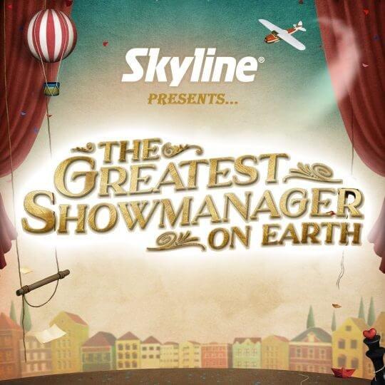 showmanager, skyline, exhibitorlive, skyline entourage