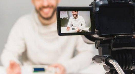 Camera, video marketing, digital marketing, tips, skyline entourage