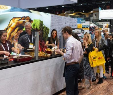 Food Industries, Exhibit, Food, Beverage, Industry, Trade Shows, Events, Skyline Entourage