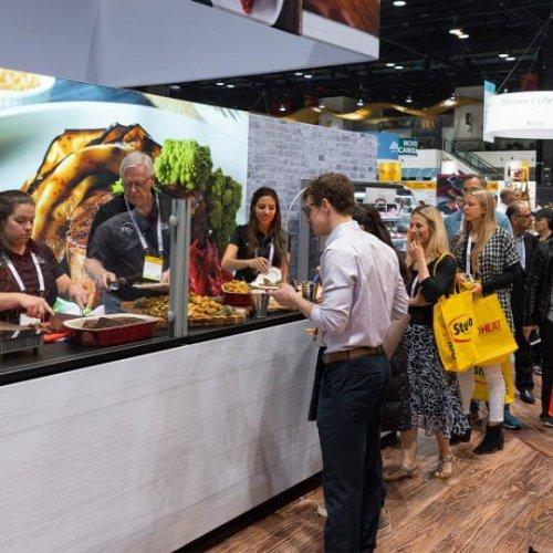 Food Industries, Exhibit, Food, Beverage, Industry, Trade Shows, Events, Skyline Entourage