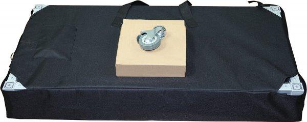 Bag for portable bar counter, covid-19 business solutions, Skyline Entourage