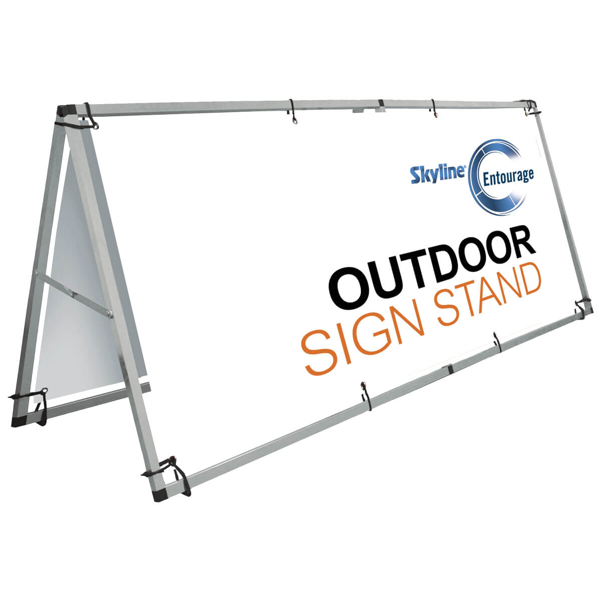 A-frame Outdoor Banners for outdoor events-left-EN