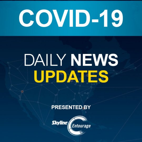 Skyline Entourage Covid-19 Daily News Updates and top news headlines Blog Posts Cover Image