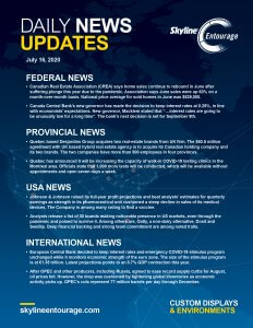 Covid-19 Daily News Updates - Download July 16, 2020