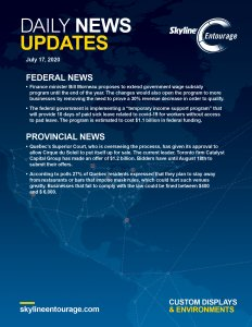 Covid-19 Daily News Updates - Download July 17, 2020 PNG