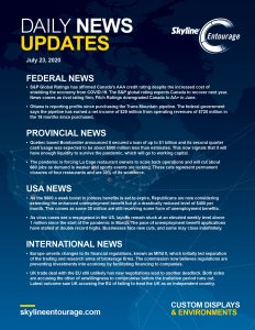 Covid-19 Daily News Updates - Download July 23, 2020 PNG