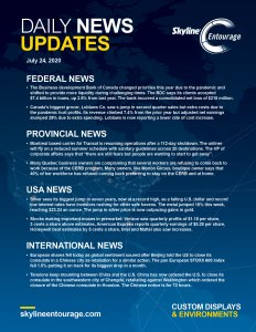 Covid-19 Daily News Updates - Download July 24, 2020 PNG