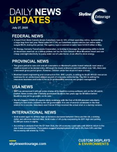 Covid-19 Daily News Updates - Download July 27, 2020 PNG