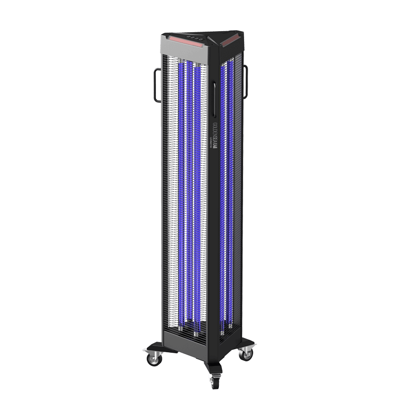 Ultraviolet UVC Disinfectant Lights for COVID-19