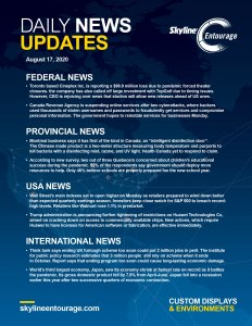 Covid-19 Daily News Updates - Download August 17, 2020 PNG