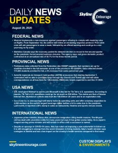 Covid-19 Daily News Updates - Download August 28, 2020 PNG