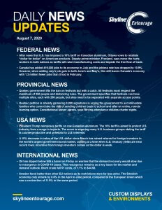Covid-19 Daily News Updates - Download August 7, 2020 PNG