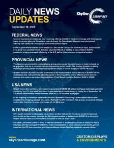 Covid-19 Daily News Updates - Download September 18, 2020 PNG