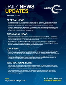 Covid-19 Daily News Updates - Download September 2, 2020 PNG