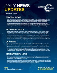 Covid-19 Daily News Updates - Download September 8, 2020 PNG